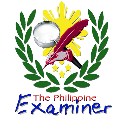 Official Logo of The Philippine Examiner