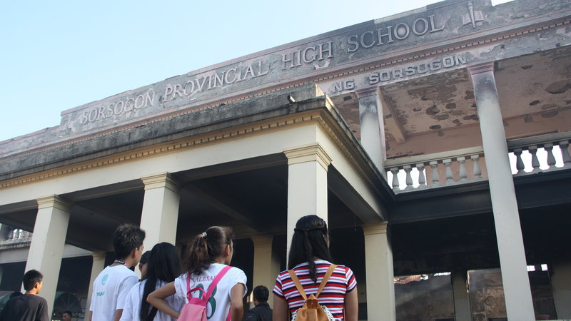 Move to Rename Sorsogon National High School Gains Strong Disapproval from Alumni
