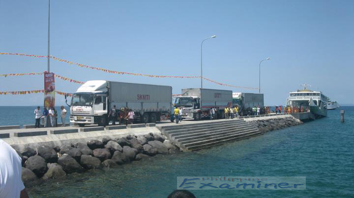 Philippine Ports Authority inaugurates Ro-Ro port in Pio Duran, Albay