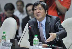 """Senator Ferdinand """"Bongbong"""" R. Marcos, Jr"""