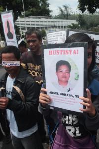 Arnel Morada Labo, Camarines Norte Municipal Coordinator AnakPawis Partylist