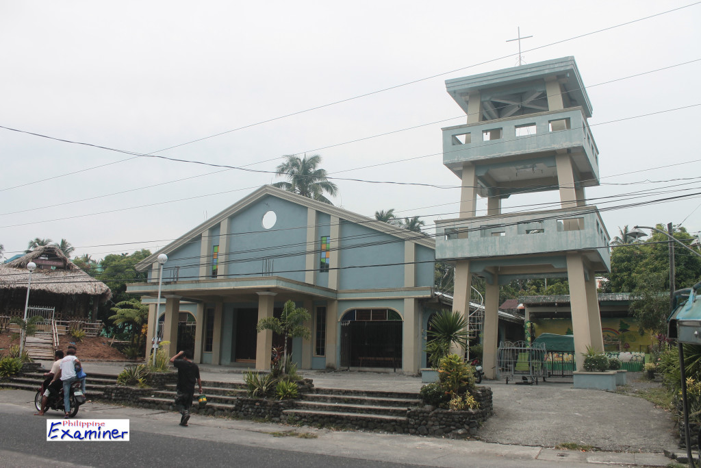 Holy Family Parish, San Jose, Malilipot, Albay. File Photo www.philexaminer.com