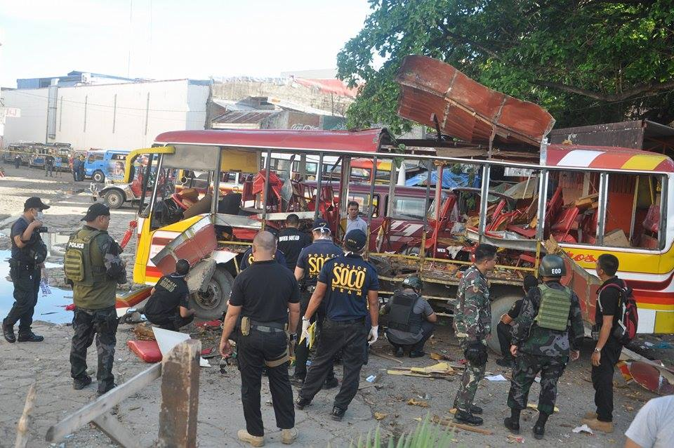 Zambo blast kills eleven year old lass, injures 32 others