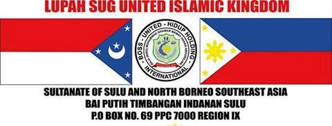 ROYAL IMPERIAL KINGDOM OF LUPAH Sūg SULTANATE OF SULU & NORTH BORNEO SIGNS ROYAL DECREE 101 REDEEMING THEIR WORLD ASSETS