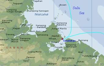 Sandakan, Sabah, Malaysia