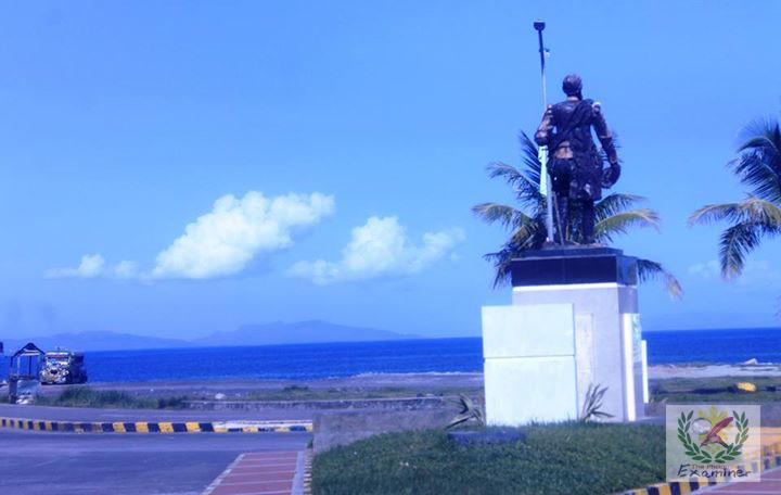 EL Adelantado:Miguel López de Legazpi monument in Dap-Dap, Legazpi City