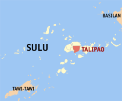 Seven Marine soldiers wounded in a roadside explosion in Talipao, Sulu