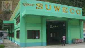 SUWECO Hydro Power Plant in Hitoma, Caramoran, Catanduanes. File Photo The Philippine Examiner.