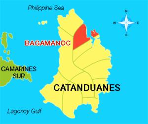 Bagamanoc,Catanduanes