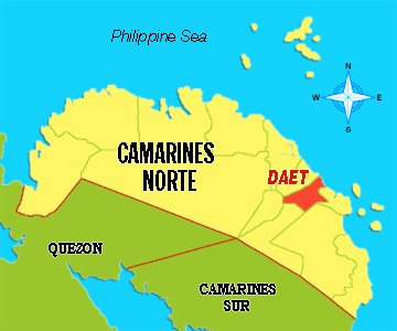 Wanted male person arrested in Daet