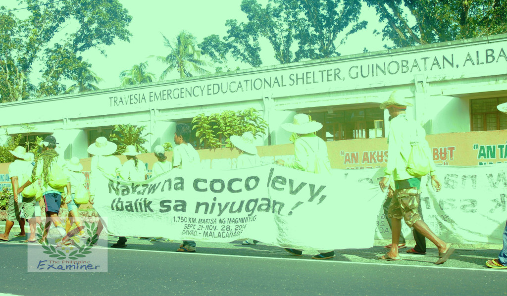 Coconut Farmers set to press Duterte on Coco Levy Promise