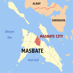 NPA arrested in Masbate City