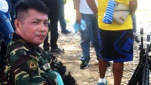 Private Vhon Martin Tanto was carrying a Php 100,000.00 reward for his capture was placed under a nationwide police manhunt operations for the death Mark Vincent Garalde.