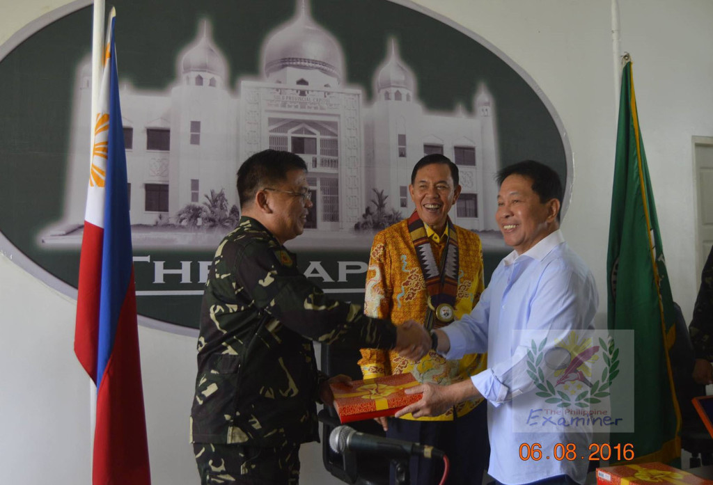 Indonesian Ambassador visited Lupah Sūg