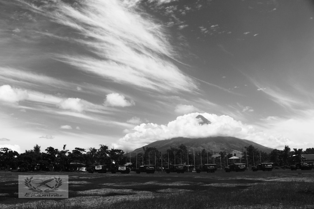 Scientists assess  Mayon Volcano's lava dome activity