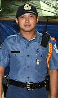 Former policeman Vincent M. Tacorda. The self-confessed trigger man on the Samuel Rojas slay try. Photo courtesy by PRO-5.