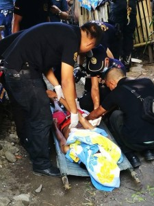 Male person shot dead in Daraga, Albay