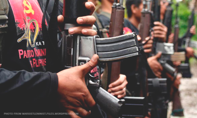 19 Masbate rebels returns to the fold of the law
