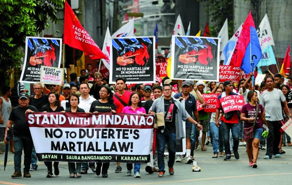 Hinggil sa Unang Anibersaryo Ng Administrasyong Duterte