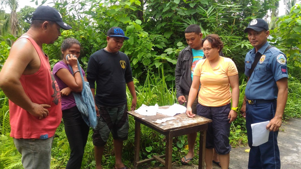 Tiwi PNP nabs jobless lady in buy-bust
