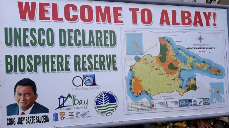 Albay's UNESCO Biosphere Reserve Marker opens