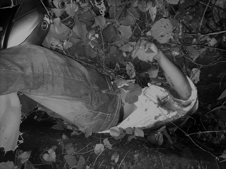 Father and Son shot dead in Camalig, Albay