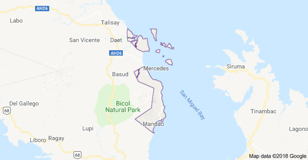 Mercedes, Camarines Norte Drowning:  two dead,  one missing