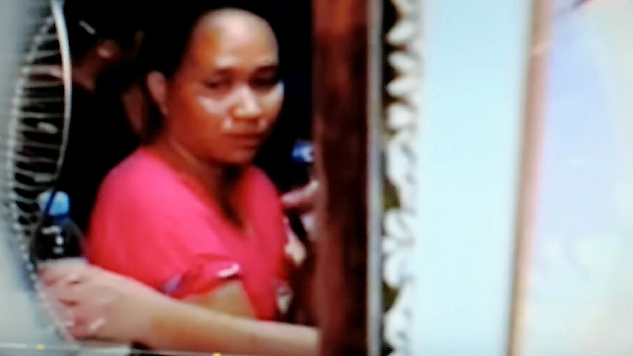 Two arrested lady pushers finally charged in court