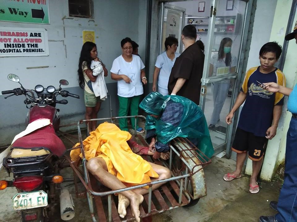 Viga, Catanduanes: Male abaca stripper dies in a fatal stabbing by his uncle