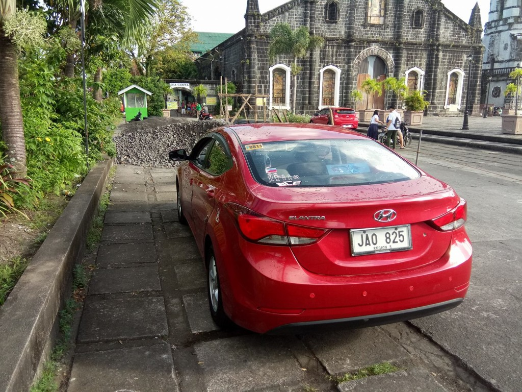 Businesswoman shot dead inside a church yard in Tabaco City