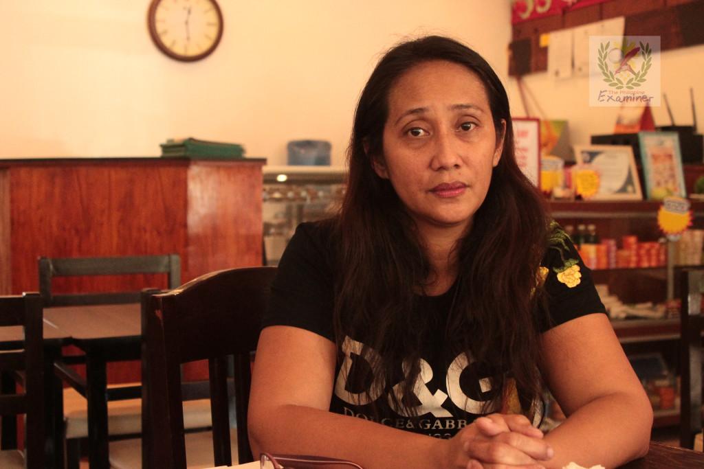 Gardon's sister denounces the brutal death of former Matnog LGU administrator, seeks justice