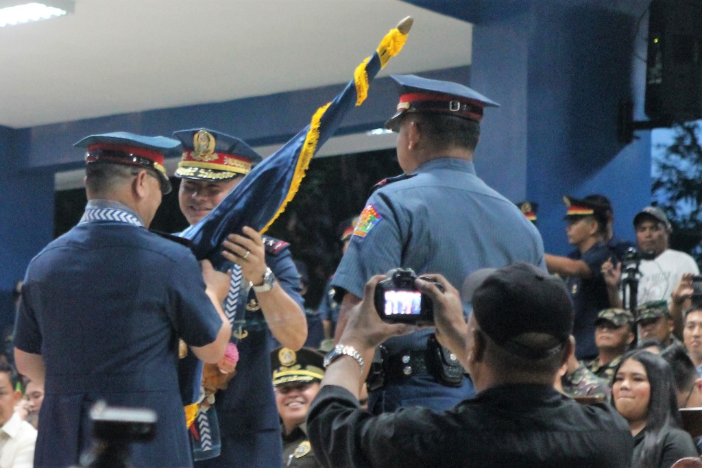 PRO – 5 has a new police regional director
