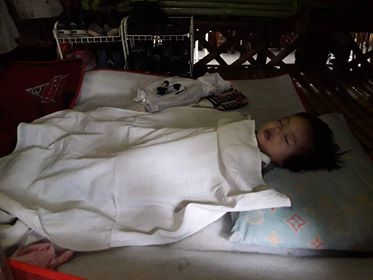 8 months old baby girl drowned in Pio Duran, Albay