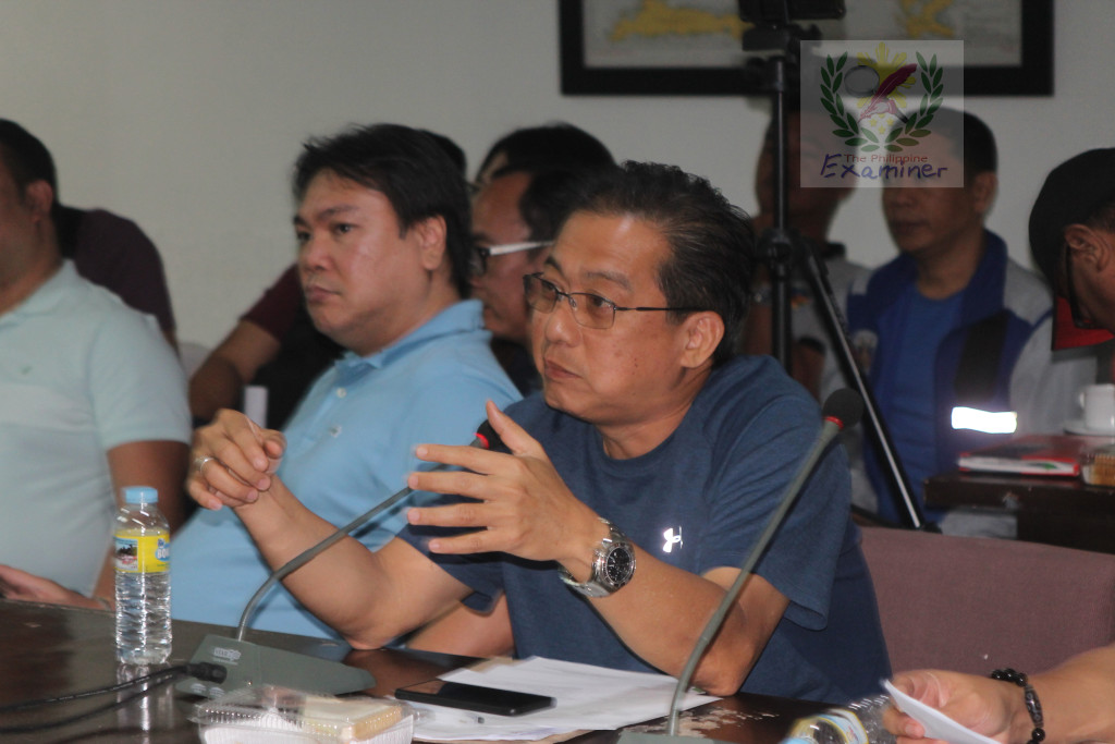 Tiwi Mayor encourages DPWH for speedy release of calamity funds to expedite Nagas Bridge 1 repair