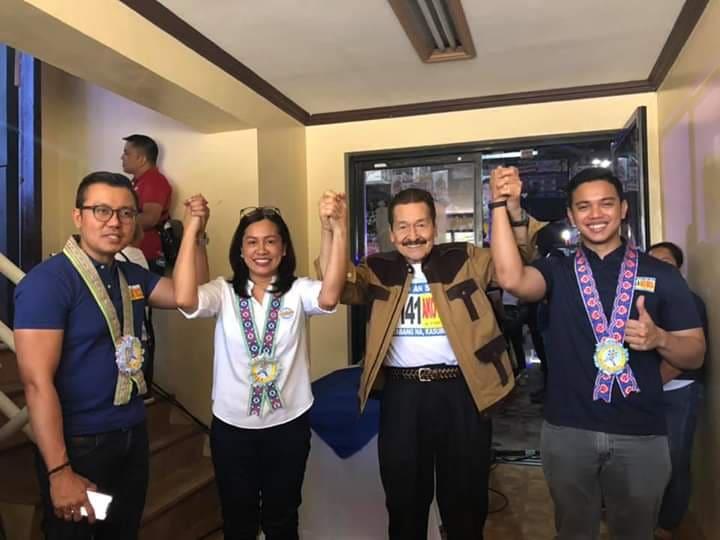 Kampanya kan Hugpong ng Pagbabago ginibo sa Ciudad nin Legazpi