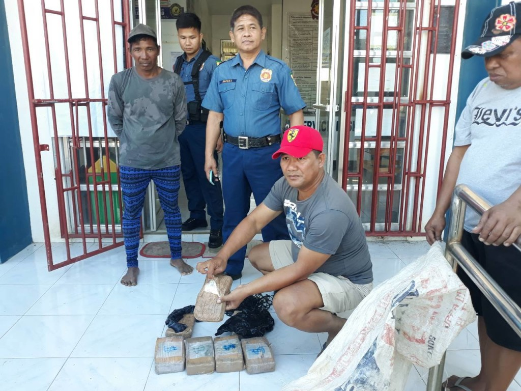 PDEA chemistry report confirmed the seven bricks found drifting in Bagamanoc, Catanduanes to be cocaine