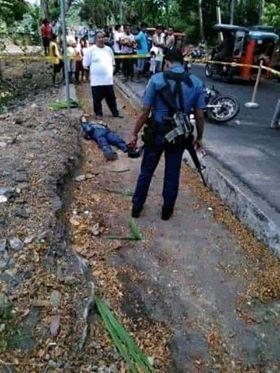 Policeman shot dead in Pilar, Sorsogon